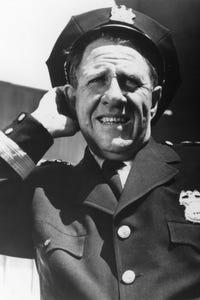 Stafford Repp as Police Sergeant