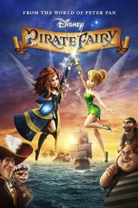 Tinker Bell and the Pirate Fairy as James