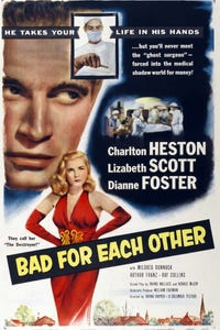 Bad for Each Other as Helen Curtis