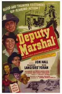 Deputy Marshal as Sheriff Lance