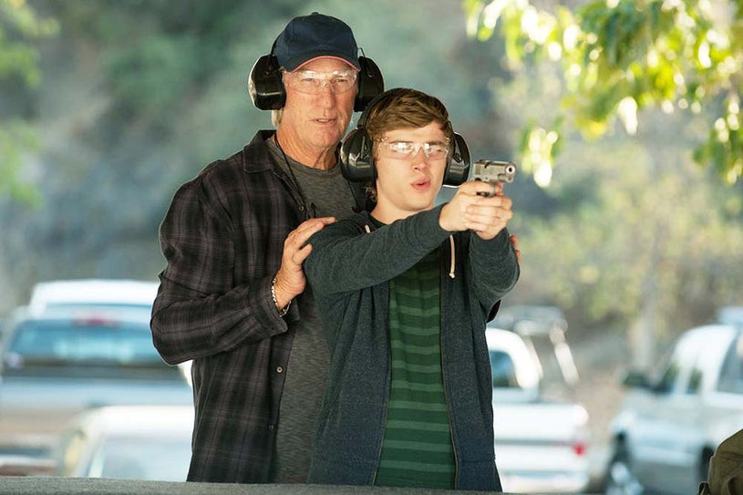 "Parenthood - Season 6 - ""There are the Time We Live In"" - Craig T. Nelson and Miles Heizer"