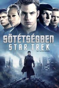 Star Trek Into Darkness as Kirk