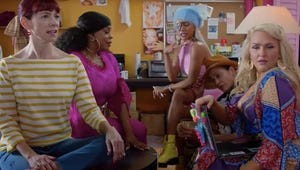 Desna and the Girls Take Charge of Her Casino in This Claws Sneak Peek