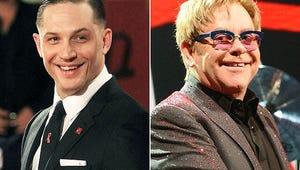 He's a Rocketman! Tom Hardy to Play Elton John in Biopic