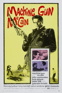 Machine Gun McCain as Hank McCain