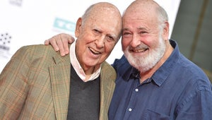 Rob Reiner, Mel Brooks, Dick Van Dyke, and More Stars Pay Tribute to Carl Reiner: 'His Talent Will Live On for a Long Time'