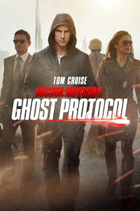 Mission: Impossible - Ghost Protocol as Jane Carter
