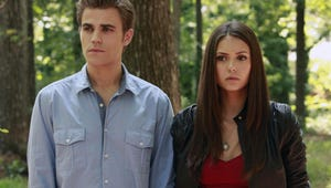 'The Vampire Diaries' Stars Look Back at Filming the Pilot for the Show's 10th Anniversary