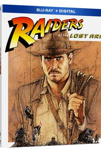 Raiders of the Lost Ark as Belloq
