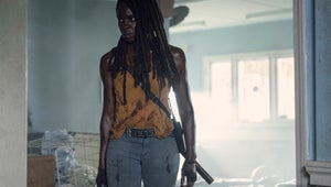 The Walking Dead Sent Michonne on a Search for Rick in Danai Gurira's Final Episode