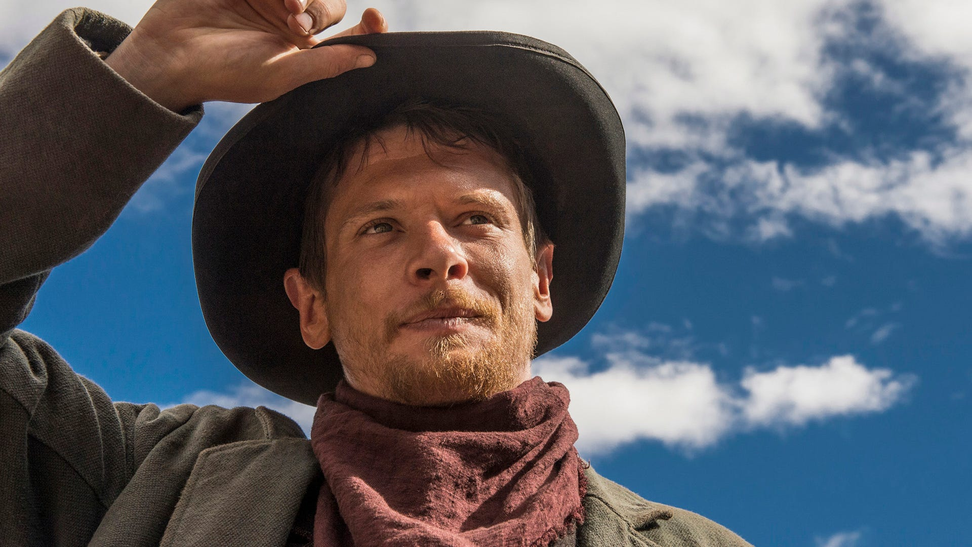 Jack O'Connell, Godless