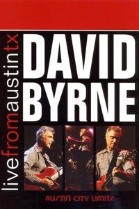Live From Austin TX: David Byrne