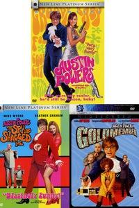 Austin Powers in Goldmember as Mini-Me in Movie