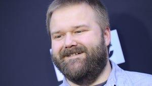 Robert Kirkman Teases: [Spoiler] Might Not Die on The Walking Dead