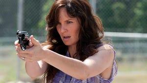 The Walking Dead's Sarah Wayne Callies Sounds Off on Sunday's Shocking Episode