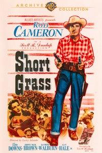 Short Grass as Bissell