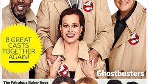 PHOTOS: So Fetch! See the Casts of Mean Girls and Ghostbusters Reunite