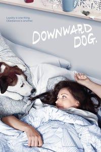 Downward Dog as Nan