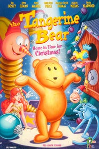 Tangerine Bear: Home in Time for Christmas as Jack