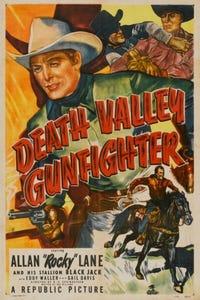 Death Valley Gunfighter as Lester