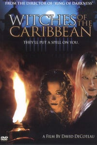 Witches of the Caribbean as Clara
