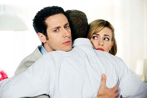 "Royal Pains - Season 6 - ""Hankmed on the Half Shell"" - Paulo Costanzo and Brooke D'Orsay"