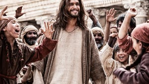 Find Out When Mark Burnett's The Bible Feature Film Hits Theaters