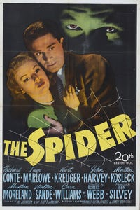 The Spider as Dutrelle