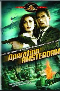 Operation Amsterdam as Cmdr. Bowerman
