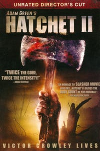 Hatchet II as Reverend Zombie