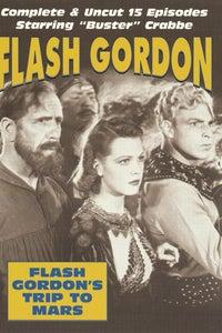Flash Gordon's Trip to Mars as Happy