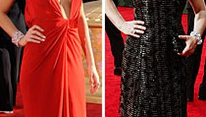 Poll: Hannigan, Epps Rated Emmy Fashion Hits, but Arquette and Cryer Miss Out