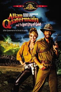 Allan Quatermain and the Lost City of Gold as Jesse Huston