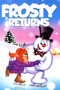 Frosty Returns as Holly