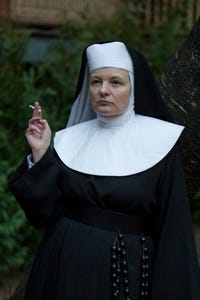 Cara Seymour as Sister Harriet