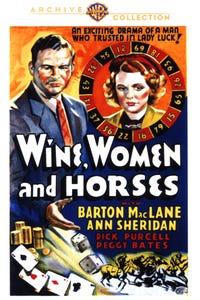 Wine, Women and Horses as George Mayhew