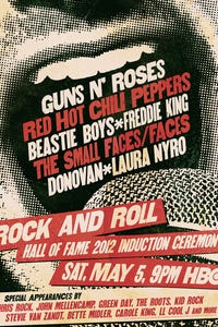 2012 Rock and Roll Hall of Fame Induction Ceremony