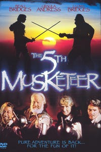The Fifth Musketeer as Athos