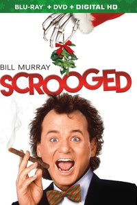Scrooged as Earl Cross