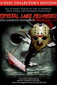 """Crystal Lake Memories: The Complete History of """"Friday the 13th"""""""