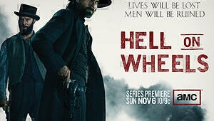 First Look: Check Out the Key Art for AMC's Hell on Wheels