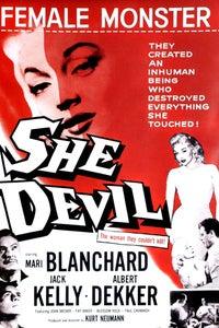 She Devil as Dr. Scott