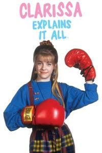 Clarissa Explains It All as Clarissa Darling