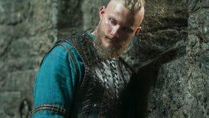 Alexander Ludwig Weighs In on the Biggest Vikings Fan Theories