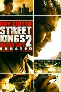 Street Kings 2: Motor City as Det. Marty Kingston