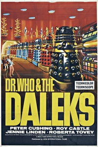 Dr. Who and the Daleks as Dr. Who