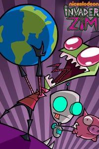 Invader ZIM as Invader ZIM