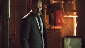 Arrow: How Paul Blackthorne Justifies Lance's Relationship with Damien Darhk