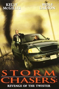 Storm Chasers: Revenge of the Twister as Wallace Houston