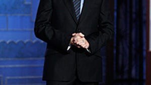 """O'Brien Gets in Some Last Licks at NBC; Leno Says He's """"Staying on the Titanic"""""""